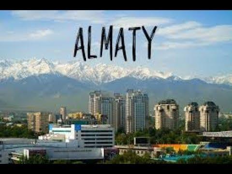 Almaty, Kazakhstan - city tour of almaty
