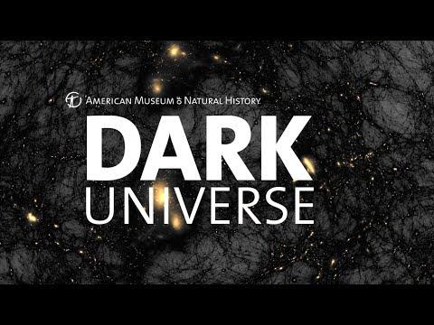 Dark Universe Now Open at the Hayden Planetarium