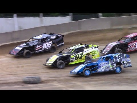 E-Mod Heat Three | Old Bradford Speedway | 9-8-18