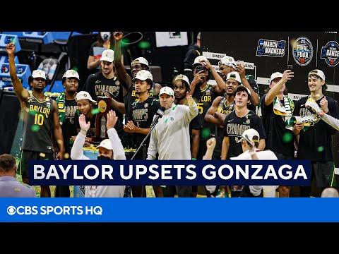 How Baylor Upset Gonzaga | Men's National Championship Recap | CBS Sports HQ
