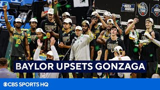 How Baylor Upset Gonzaga | Men's National Championship Recap | CBS Sports HQ