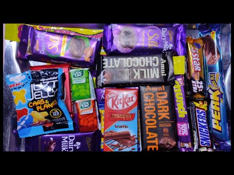 Lot's of candies,#lot's of Chocolate || Amul || cadbury|| Nestle|| PopPop TV from YouTube · Duration:  2 minutes 7 seconds