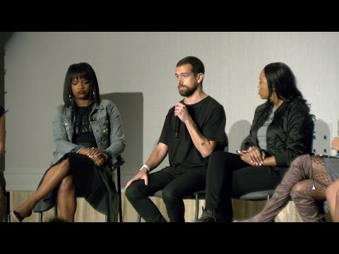 Twitter CEO Jack Dorsey and Twitter Influencers Panel at NSBE43