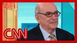 Former Watergate prosecutor reveals new case whistleblower