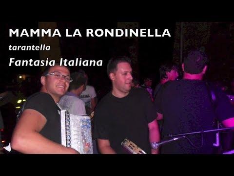 MAMMA LA RONDINELLA tarantella canzoni popolari italiane musica folk