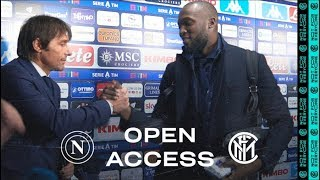 OPEN ACCESS | NAPOLI 1-3 INTER | INTER END 22-YEAR JINX! 📹⚫🔵