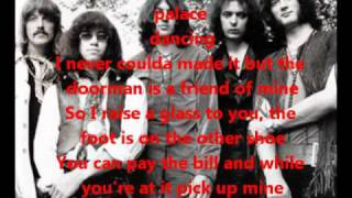 Deep Purple-Not Responsible (Video With Lyrics)