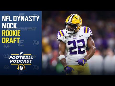 NFL Rookie Mock Draft (Dynasty)