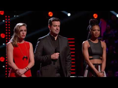 The Voice 2016 Battle   Hannah Huston vs  Maya Smith   Elastic Heart
