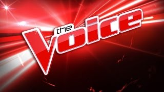 Elise de Koning sings 'Hero' by Mariah Carey   The Blind Auditions   The voice of Holland 2015  5tF