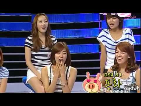 Aynur Aydın - Life Goes On With SNSD Funny Moments