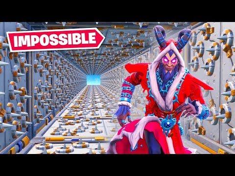 The IMPOSSIBLE Fortnite DEATHRUN