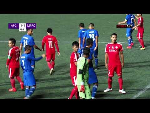 MPL 6: SEMI FINAL (1st LEG) -  Aizawl FC 2 -  2 Mizoram Police FC