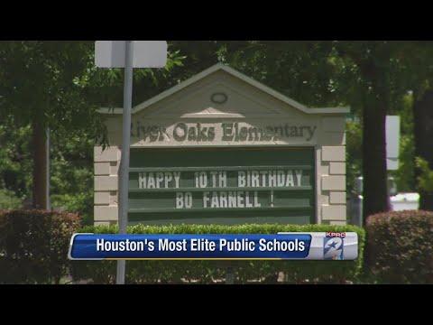 Houston's Most Elite Public Schools