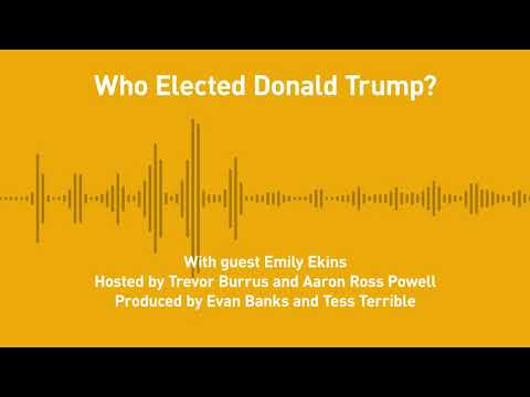 Free Thoughts, Ep. 195: Who Elected Donald Trump? (with Emily Ekins)
