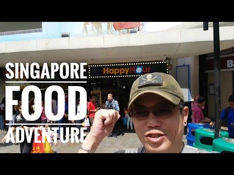 Discover Cheapest Singapore Bugis Street and Albert Food Centre Tour