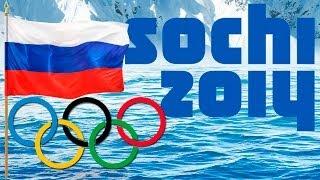 Открытие олимпиады в Сочи 2014(The opening of the Olympic Games in Sochi 2014)(олимпиада 2014 Очень много говорят в СМИ об этом событии,я тоже с нетерпением ожидаю когда же произойдёт ..., 2013-11-02T17:43:09.000Z)