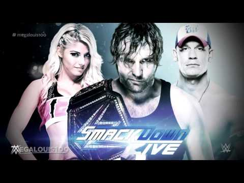 WWE Smackdown New 2016 Theme song -
