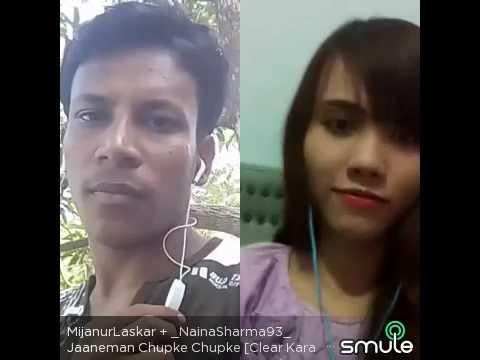 Jaaneman Chupke Chupke Hindi song