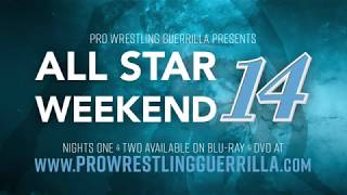 PWG - Preview - All Star Weekend 14 - Night Two