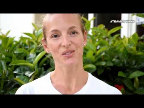 Caroline Laing: Team Cayman profile XXI Commonwealth Games