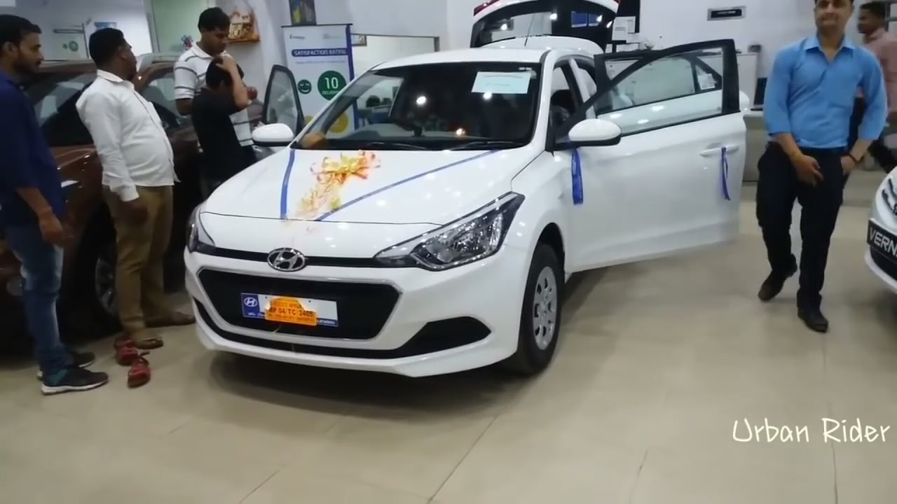 Taking Delivery of New Hyundai i 20 || Friend's New Car - YouTube