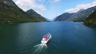 Lago d'Idro, lontano dal solito, vicino ai tuoi sogni.