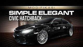 Simple Elegant Civic Hatcback