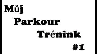 Můj parkour trénink #1