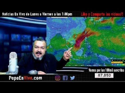 NOTICIAS DE HOY EN VIVO 7:00 pm (Live News)  | Pepe En Vivo