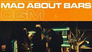 (CGM) ZK x Digga D x Sav'O - Mad About Bars w/ Kenny Allstar (Special) | @MixtapeMadness