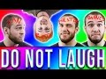 Who Let Barney Make The Thumbnail?! | Do Not Laugh Challenge! video