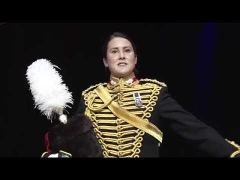 What you can learn from sitting still on a horse | Katie Lavin | TEDxWhitehall
