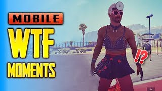 PUBG Mobile FUNNY And WTF Moments #7
