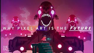 Pixel Art is STILL Relevant (NOT Retro)