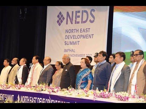 President Kovind inaugurates Northeast Development Summit