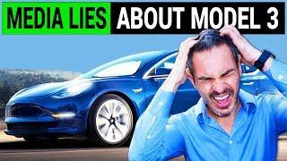 CNN & Other Media Lies About Tesla Model 3 Sales