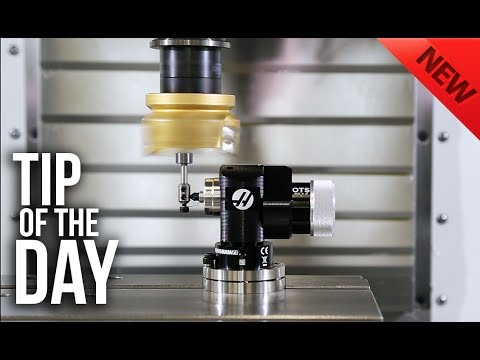 Tool Offsets Explained – Haas Automation Tip of the Day