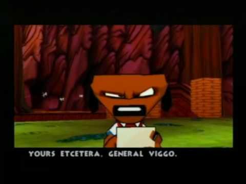 Fur Fighter Village New Game Opening cutscene, Fur Fighters Viggos Revenge