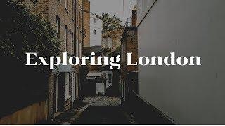 London Travel Vlog   Food, Shopping, Exploring