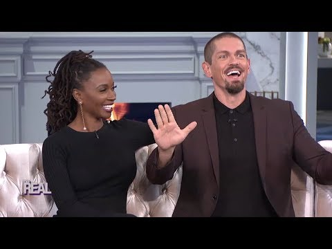 FULL : Shanola Hampton and Steve Howey from 'Shameless' – Part 1
