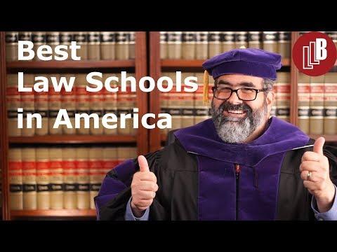 Best Law Schools in America