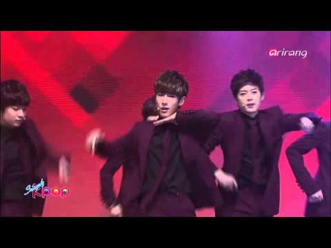 Simply K-Pop - ♬ BOYFRIEND - I Yah(아이야) [Simply K-Pop]