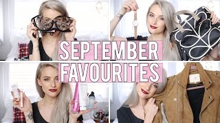 September Favourites | Inthefrow, #Sepfavs
