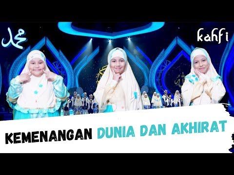 Merayakan Kemenangan di Wisuda Akbar Hafiz Indonesia 2019 | KAHFI