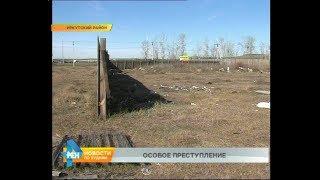 Жертвами педофила стали две 12-летние девочки в Хомутово