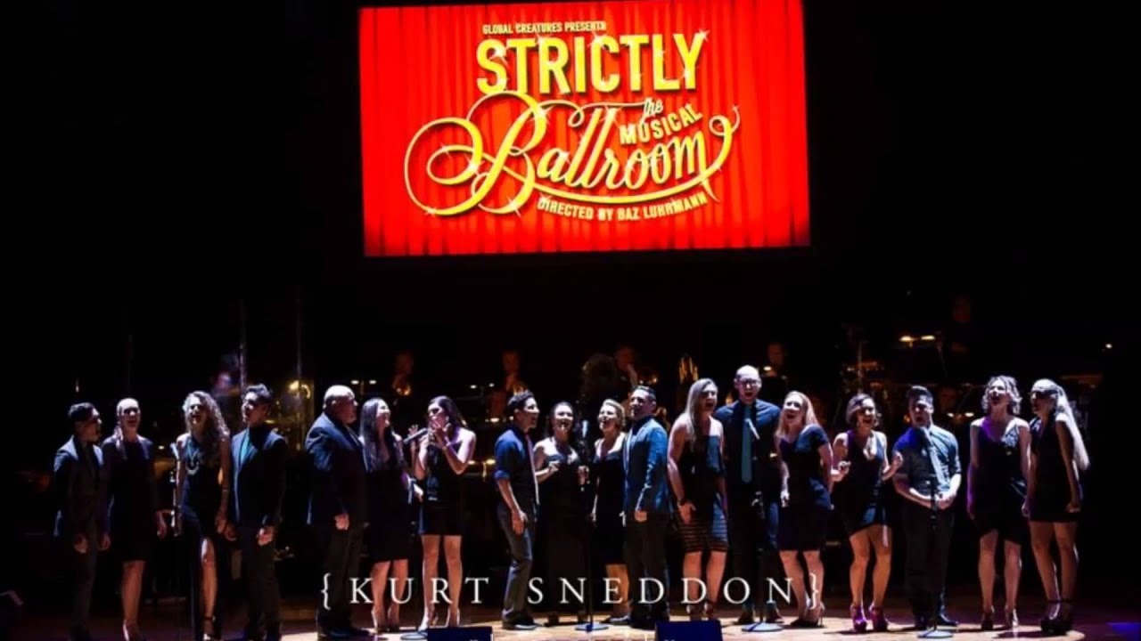 Seasons of Love - The Cast of Strictly Ballroom - Rob Guest Endowment 2014