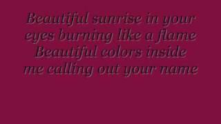 Morandi - colors (LYRICS!!!!)