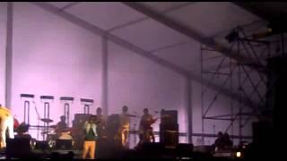 Babasónicos - Yo anuncio [13/12/14 - Mandarine Tent]