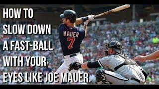 How to hit a baseball like Joe Mauer Swing Analysis